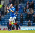 28.04.2019 Rangers v Aberdeen: Lee Wallace