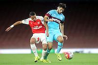 Arsenal Under-21 vs West Ham United Under-21 28-08-15
