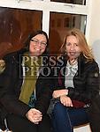 Anne Maher and Annmarie McClorey at Mornington Gospel Choir 20th anniversary show in the Droichead Arts Centre. Photo:Colin Bell/pressphotos.ie