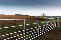 Gateway to a field <br /> &copy;Tim Scrivener Photographer 07850 303986<br />      ....Covering Agriculture In The UK....