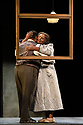"""The West End transfer of the Young Vic production of Arthur Miller's """"Death of a Salesman"""", produced by Elliott & Harper Productions and Cindy Tolan, starring Wendell Pierce and Sharon D Clarke, begins its run at the Piccadilly Theatre in London, where it will run until 4th January 2020. Picture shows: Wendell Pierce (Willy Loman), Sharon D Clarke (Linda Loman)."""