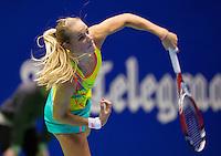 13-12-12, Rotterdam, Tennis Masters 2012, Arantxa Rus  Quirine Lemoine