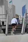 FBL 09/10 Traininglager  Werder Bremen Norderney 2007 Day 02<br /> <br /> Strandlauf Weisse Duene ( D&uuml;ne )<br /> <br /> Thomas Schaaf ( Bremen GER - Trainer  COACH) nach dem AStrandlauf - Treppe hinauf<br /> <br /> Foto &copy; nph (nordphoto)