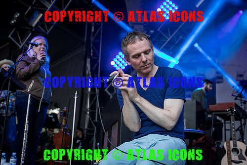 Belle and Sebastian; Live: 2017<br /> Photo Credit: JOSH WITHERS/ATLASICONS.COM