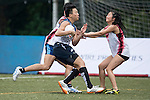 Mayer Brown JSM vs JLL during Swire Touch Tournament on 03 September 2016 in King's Park Sports Ground, Hong Kong, China. Photo by Marcio Machado / Power Sport Images