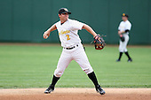 June 13th 2008:  Shortstop Eli Rumler of the South Bend Silver Hawks, Class-A affiliate of the Arizona Diamondbacks, during a game at Stanley Coveleski Regional Stadium in South Bend, IN.  Photo by:  Mike Janes/Four Seam Images