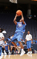 PG Phillip Pressey (Ashburnham, MA / Cushing Academy) shoots the ball during the NBA Top 100 Camp held Friday June 22, 2007 at the John Paul Jones arena in Charlottesville, Va. (Photo/Andrew Shurtleff)