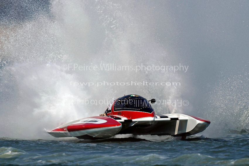 "Scott Liddycoat, E-50 ""The Mistress"" (5 Litre class hydroplane(s)"