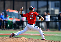 UHart Baseball vs. Binghamton 4/14/2018