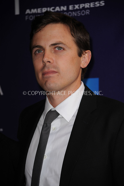 WWW.ACEPIXS.COM . . . . . ....April 27 2010, New York City....Actor Casey Affleck arriving at the premiere of 'The Killer Inside Me' during the 2010 Tribeca Film Festival at the School of Visual Arts Theater on April 27, 2010 in New York City. ....Please byline: KRISTIN CALLAHAN - ACEPIXS.COM.. . . . . . ..Ace Pictures, Inc:  ..(212) 243-8787 or (646) 679 0430..e-mail: picturedesk@acepixs.com..web: http://www.acepixs.com