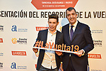 Miguel Ángel López (COL) attended the official route for La Vuelta 19 was today announced at the ADDA auditorium in Alicante. The 74th edition of the Spanish race will take place between August 24th and September 15th 2019, setting out from Salinas de Torrevieja and ending in Madrid. 19th December 2018.<br /> Picture: Unipublic/Antonio Baixauli | Cyclefile<br /> <br /> <br /> All photos usage must carry mandatory copyright credit (© Cyclefile | Unipublic/Antonio Baixauli)