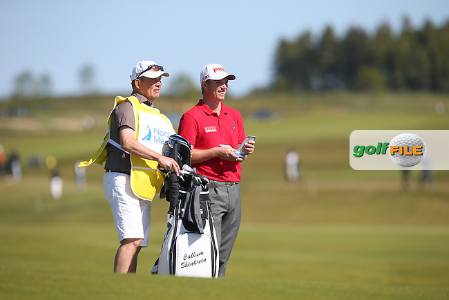Callum Shinkwin (ENG) during Round Two of the 2015 Nordea Masters at the PGA Sweden National, Bara, Malmo, Sweden. 05/06/2015. Picture David Lloyd   www.golffile.ie