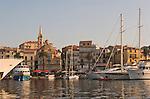 Calvi, West coast Corsica, France, Mediterranean Coast, Coastal towns in Corsica,