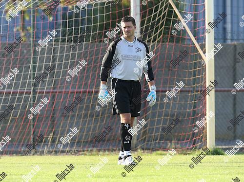 2009-08-08 / Voetbal / seizoen 2009-2010 / Zandvliet Sport / Ivan de Corte..Foto: Maarten Straetemans (SMB)