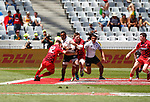 Amenoni Nasilasila, Day 1 at Cape Town Stadium duirng the HSBC World Rugby Sevens Series 2017/2018, Cape Town 7s 2017- Photo Martin Seras Lima