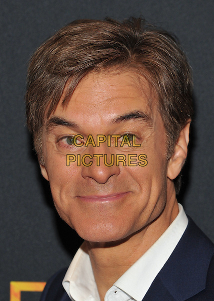 New York,NY-FEBRUARY 10: Dr. Oz attend the 'Touched With Fire' New York premiere at Walter Reade Theater on February 10, 2016 in New York City. <br /> CAP/MPI/STV<br /> &copy;STV/MPI/Capital Pictures