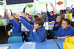 Welsh Water visit to Blaenhondden Primary School..25.04.13.©Steve Pope