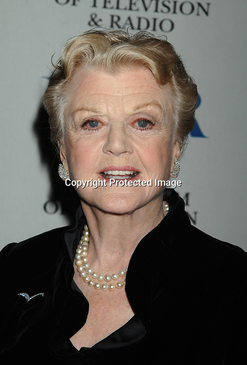 Angela Lansbury..at The Museum of TV & Radio Annual 2007 Gala on ..February 8, 2007 honoring Sir Howard Stringer,Sony Corporation CEO and Chairman at The Waldorf Astoria..Hotel in New York. ..Robin Platzer, Twin Images..