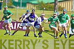 Ballyduff v St Brendans in the Round Two Senior Hurling County Chamionshio at Austin Stack Park in Tralee.