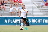 Cary, North Carolina  - Saturday July 01, 2017: Erica Skroski during a regular season National Women's Soccer League (NWSL) match between the North Carolina Courage and the Sky Blue FC at Sahlen's Stadium at WakeMed Soccer Park. Sky Blue FC won the game 1-0.
