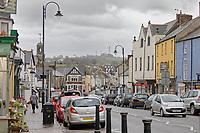 High Street, Cowbridge, Wales, UK. Friday 08 February 2019