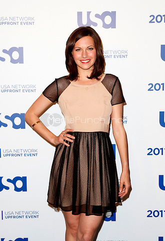 Jill Flint pictured at the 2011 USA Network Upfront Event at the Lincoln Center, New York City, May 2, 2011 © Martin Roe / MediaPunch Inc.