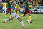Radamel Falcao of Colombia during the friendly match between Camerun and Colombia in Madrid, Spain 13 jun 2017.(ALTERPHOTOS/Rodrigo Jimenez)