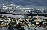 Europe/Autriche/Tyrol/Natters: La ville