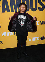 "27 September  2017 - West Hollywood, California - Lonnie Chavis. World premiere of Showtime's ""White Famous"" held at The Jeremy in West Hollywood. Photo Credit: Birdie Thompson/AdMedia"