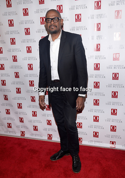 Forest Whitaker pictured at O, The Oprah Magazine's special advance screening of 'Lee Daniels' The Butler' at The Hearst Tower. New York, 31.07.2013.<br />