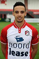 EMMEN - Voetbal, Presentatie FC Emmen, Jens vesting, seizoen 2017-2018, 24-07-2017, FC Emmen speler Hilal Ben Moussa