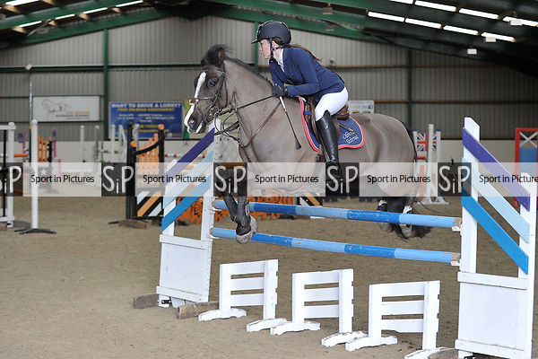Class5. Foxhunter. British Showjumping (BS). Brook Farm Training Centre. Essex. 18/03/2017. MANDATORY Credit Garry Bowden/Sportinpictures - NO UNAUTHORISED USE - 07837 394578