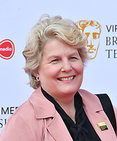 Sandi Toksvig<br /> at Virgin Media British Academy Television Awards 2019 annual awards ceremony to celebrate the best of British TV, at Royal Festival Hall, London, England on May 12, 2019.<br /> CAP/JOR<br /> ©JOR/Capital Pictures