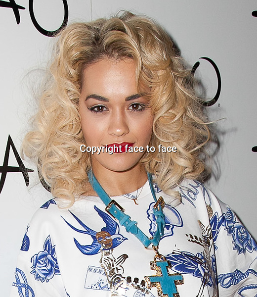 LAS VEGAS, NV - March 30: Rita Ora hosts at TAO at The Venetian on March 30, 2013 in Las Vegas, NV...Credit: MediaPunch/face to face..- Germany, Austria, Switzerland, Eastern Europe, Australia, UK, USA, Taiwan, Singapore, China, Malaysia and Thailand rights only -