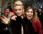 "Justine Elizabeth Mattera attends ""Chimera's Forest"" for DILIBORIO Etichetta Rossa AW14 Collection Presentation Coctktail as part of the Milan Fashion Week Women's wear Fall / Winter 2014 / 2015, in Milan on February 21, 2014."