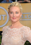 Elisabeth Rohm attends The 20th SAG Awards held at The Shrine Auditorium in Los Angeles, California on January 18,2014                                                                               © 2014 Hollywood Press Agency
