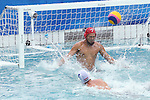 Katsuyuki Tanamura (JPN),<br /> AUGUST 12, 2016 - Water Polo : <br /> Men's Preliminary Round group A match between Hungary - Japan<br /> at Olympic Aquatics Stadium <br /> during the Rio 2016 Olympic Games in Rio de Janeiro, Brazil. <br /> (Photo by Koji Aoki/AFLO SPORT)