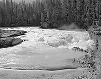 &quot;Natural Bridge Over the Kicking Horse River&quot; <br />