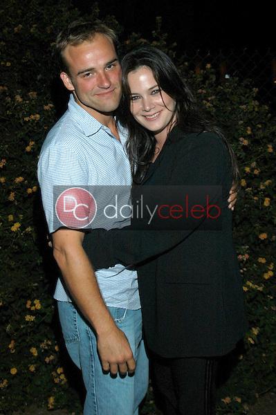 David Deluise and Liza Snyder