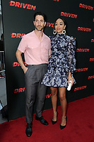 """LOS ANGELES - JUL 31:  Iddo Goldberg, Ashley Madekwe at the """"Driven"""" Los Angeles Premiere at the ArcLight Hollywood on July 31, 2019 in Los Angeles, CA"""