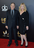 BEVERLY HILLS, CA. November 6, 2016: Actor Robert Forster at the 2016 Hollywood Film Awards at the Beverly Hilton Hotel.<br /> Picture: Paul Smith/Featureflash/SilverHub 0208 004 5359/ 07711 972644 Editors@silverhubmedia.com