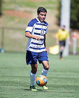 The College of Charleston Cougars played the  Georgia Southern Eagles in The Manchester Cup on April 5, 2014.  The Cougars won 2-0.  Mahdi Ali (11)