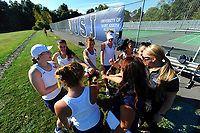 USJ Tennis vs. Western CT 9/28/2017