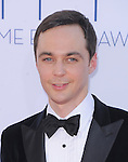 Jim Parsons.. at The 64th Anual Primetime Emmy Awards held at Nokia Theatre L.A. Live in Los Angeles, California on September  23,2012                                                                   Copyright 2012 Hollywood Press Agency