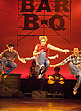 Footloose with Derek Hough. Opens at the Novello Theatre on 18/4/06. CREDIT Geraint Lewis
