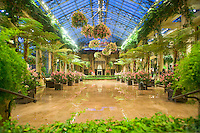 Exhibition Hall,  Longwood Gardens, Pennsylvania