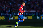 Fernando Torres of Atletico de Madrid in action during the La Liga match between Atletico de Madrid vs Osasuna at Estadio Vicente Calderon on 15 April 2017 in Madrid, Spain. Photo by Diego Gonzalez Souto / Power Sport Images