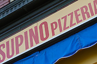 supino pizzeria has a yummy sweet potato pizza across the street from eastern mkt