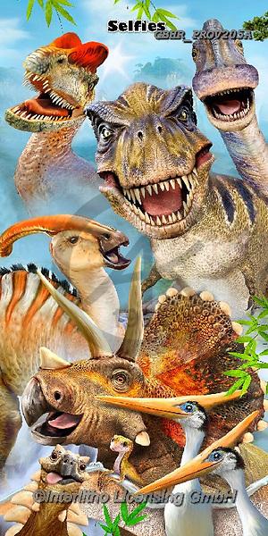 Howard, SELFIES, paintings+++++,GBHRPROV205A,#Selfies#, EVERYDAY ,dinos,dinosaurs