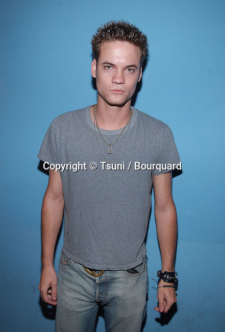 Shane West  arriving at the Big Brother 2's reunion at the Belly Restaurant in Los Angeles. September 20, 2001          -            WestShane04.jpg